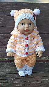 Hračky - Mimi oblečenie pre bábiku - 11094817_