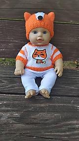 Hračky - Lola oblečenie pre bábiku - 11094821_