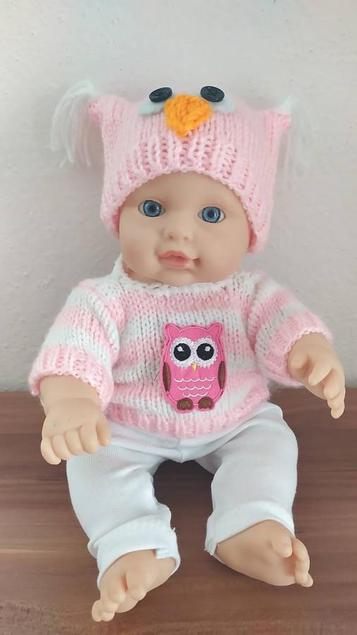 Sima oblečenie pre bábiku