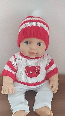 Hračky - Dáša oblečenie pre bábiku - 11094843_