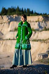 Kabáty - Kabátik  Lotus Flower - 11097144_