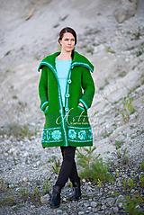 Kabáty - Kabátik  Lotus Flower - 11097155_