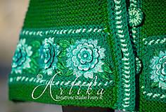 Kabáty - Kabátik  Lotus Flower - 11097157_