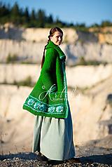 Kabáty - Kabátik  Lotus Flower - 11097164_