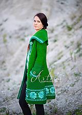Kabáty - Kabátik  Lotus Flower - 11097187_