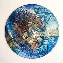Obrazy - My little planet - 11096210_