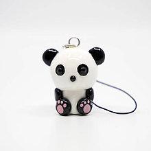 Kľúčenky - Panda - kľúčenka / talizman - 11095106_