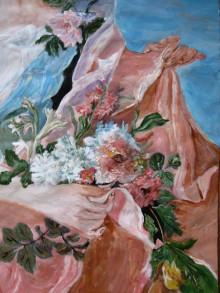 Obrazy - Kvetinový sen - 11095152_