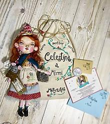 Hračky - Celestína a Mimi - 11098136_