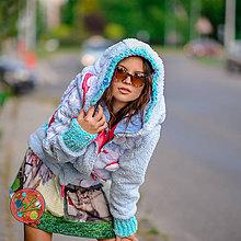 Mikiny - Origo mikina 7 kvety - 11095610_