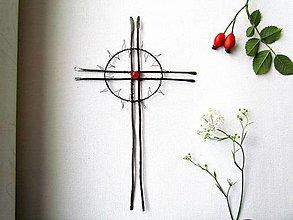 Dekorácie - tepaný (21 cm) - 11094825_