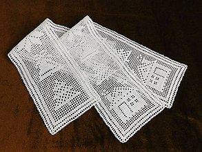 Úžitkový textil - Vianočná štóla - 11100064_