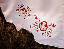 Šaty - Svadobné šaty s výšivkou - 11098570_