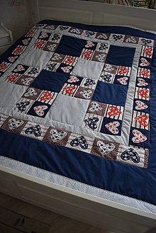 Úžitkový textil - PŘEHOZ 200 x 200 cm - 11100566_