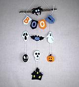 Detské doplnky - Strašidelný Halloween: BOO! - 11099830_