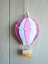 Dekorácia do detskej izby (malý balón)