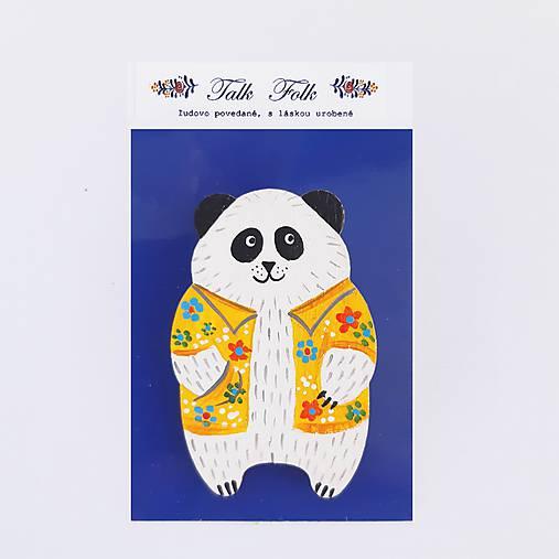 Brošnička - Panda (Hawaii I)