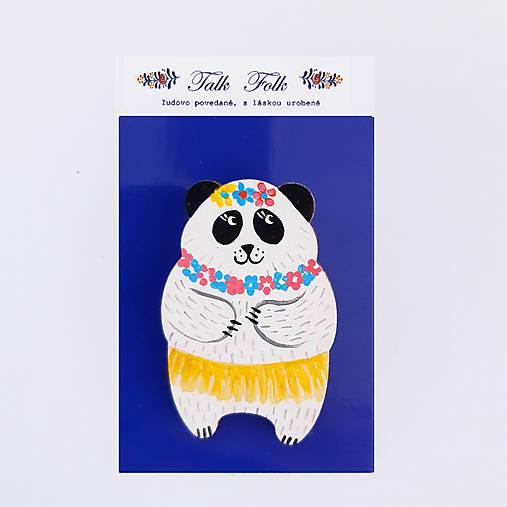 Brošnička - Panda (Hawaii II)