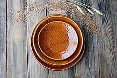 Nádoby - Dezertý tanier - kolekcia Klasy - 11098932_