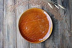 Nádoby - Plytký tanier - kolekcia Klasy - 11098957_