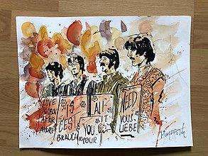Obrazy - Beatles - 11099825_