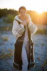 Kabáty - kabát  Alžbeta - 11100705_