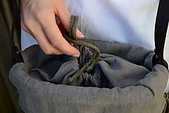 Kabelky - Prútená kabelka na rameno N°4 - 11100350_