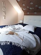 Úžitkový textil - Wafflová prikrývka Comfort Line - 11101228_