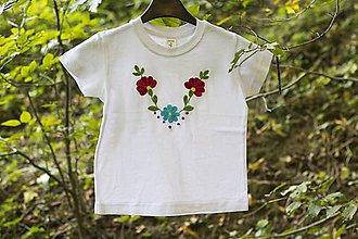 Tričká - Detské tričko Plachtince - 11102019_