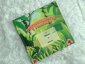 Knihy - Personalizovaná knižka pre deti: Dobrodružstvá v praveku - 11105100_