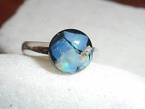 Prstene - opalas-in silver-zľava:16,50e! - 11104985_