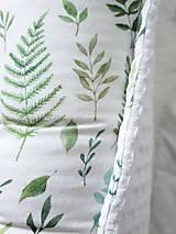 Textil - Hniezdo pre bábätko z vafle bavlny v béžovej variante +košíček - 11104134_