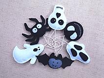 Detské doplnky - Strašidelný Halloween - 11102724_