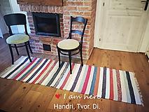 Úžitkový textil - Farebná útulnosť - 11101573_