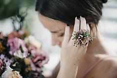 Prstene - Prsteň Zarqa - 11102191_