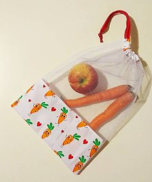 Nezaradené - Ekovrecko na ovocie a zeleninu - 11104491_