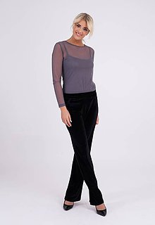 Nohavice - Zamatové nohavice - 11105117_