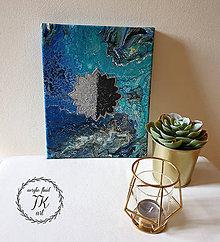 Obrazy - Morské vlny - 11101954_