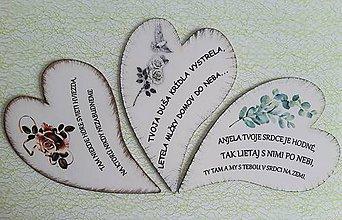 Drobnosti - Srdce francúzske - 11102868_