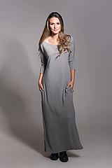 Šaty - Dlhé šaty - 11105053_