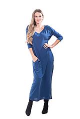 Šaty - Dlhé šaty - 11105056_