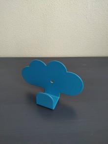 Nábytok - Oblačik (Modrá) - 11103322_