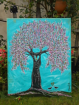 Strom večnej lásky