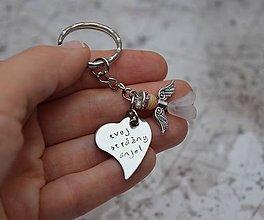 Kľúčenky - Tvoj anjel strážny - 11102089_
