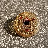 Dekorácie - Orgonitové těžítko s Jaspisem - 11105164_