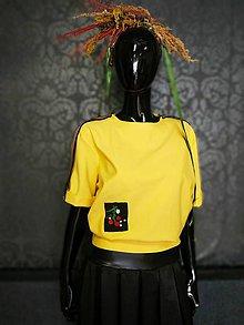 Mikiny - Yellow - 11106260_