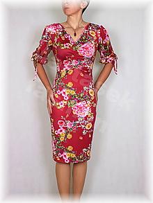 Šaty - Šaty vz.495 - 11107656_