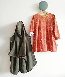 Detské oblečenie - Šaty Agnes (Ceruzky) - 11107236_