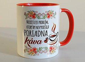 Nádoby - Hrnček - moja káva - 11107413_