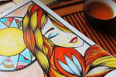 Kresby - Slnko v duši - 11108305_